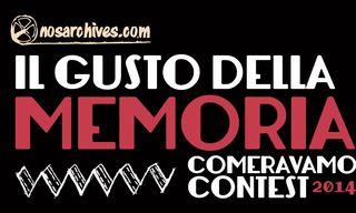 Il Gusto Della Memoria 2014
